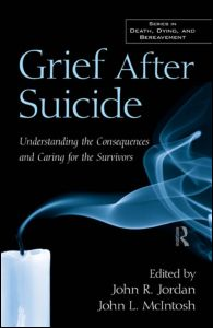 Grief after Suicide Book Cover