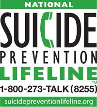 Lifeline 800-273-8255